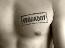 Cvičení břišních svalů